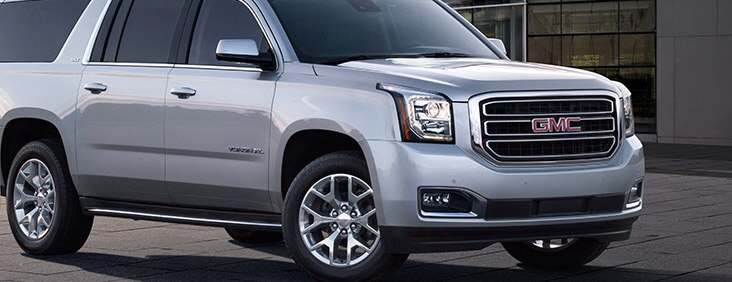 GMC Yukon XL SUV Offers 360 Degree Protection for Safety